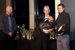 -  Nick wins Kirk McCarthy Award