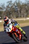 -  Nick at Queensland Raceway