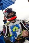 -  Nick on Grid at Queensland Raceway